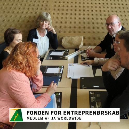 entreprenørskabsundervisere