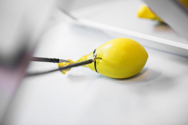 IPad kirurgi af ballon