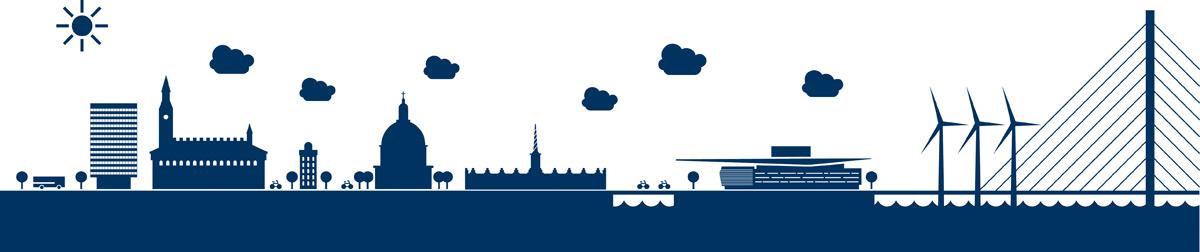 CPH skyline