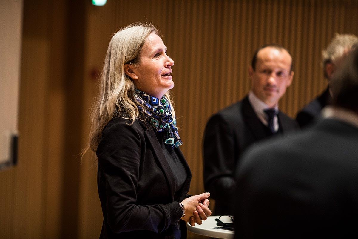 Anette Birck konference. Foto: Jesper Rais