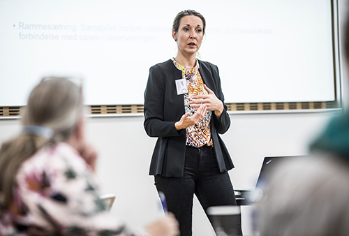 konference workshop om sundhedsudfordringer i undervisningen, Foto: Jesper Rais