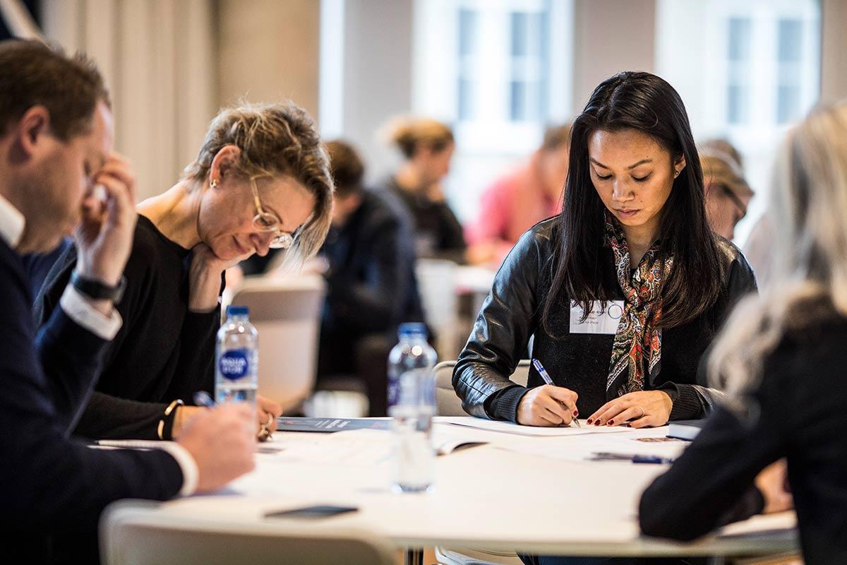 Konference workshopdeltagere. Foto: Jesper Rais