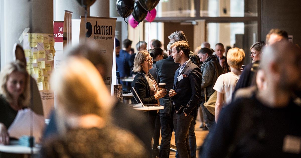 Konference: Innovationsbazar. Foto: Jesper Rais