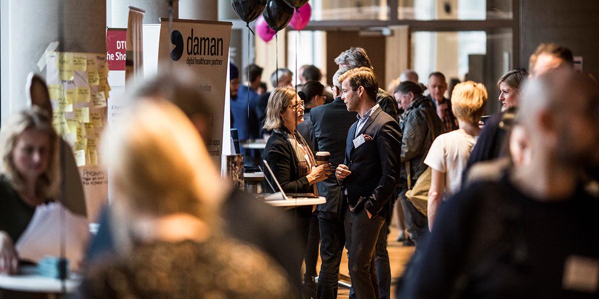 Konference sundhedsinnovation, foto: Jesper Rais