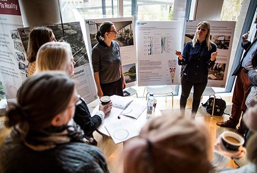 Konference innovationsbazar. Foto: Jesper Rais