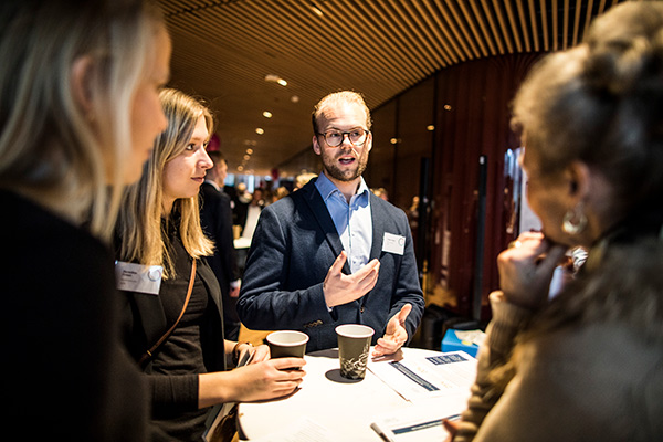 Health Innovators teamet IRIS til Innovationsbazar