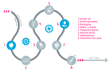 Health Innovators Procesmodel