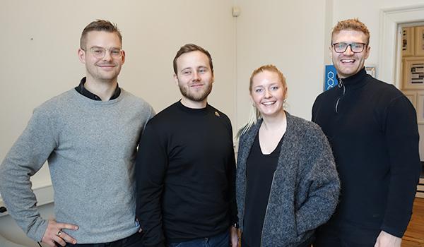Health Innovators team Physiocast