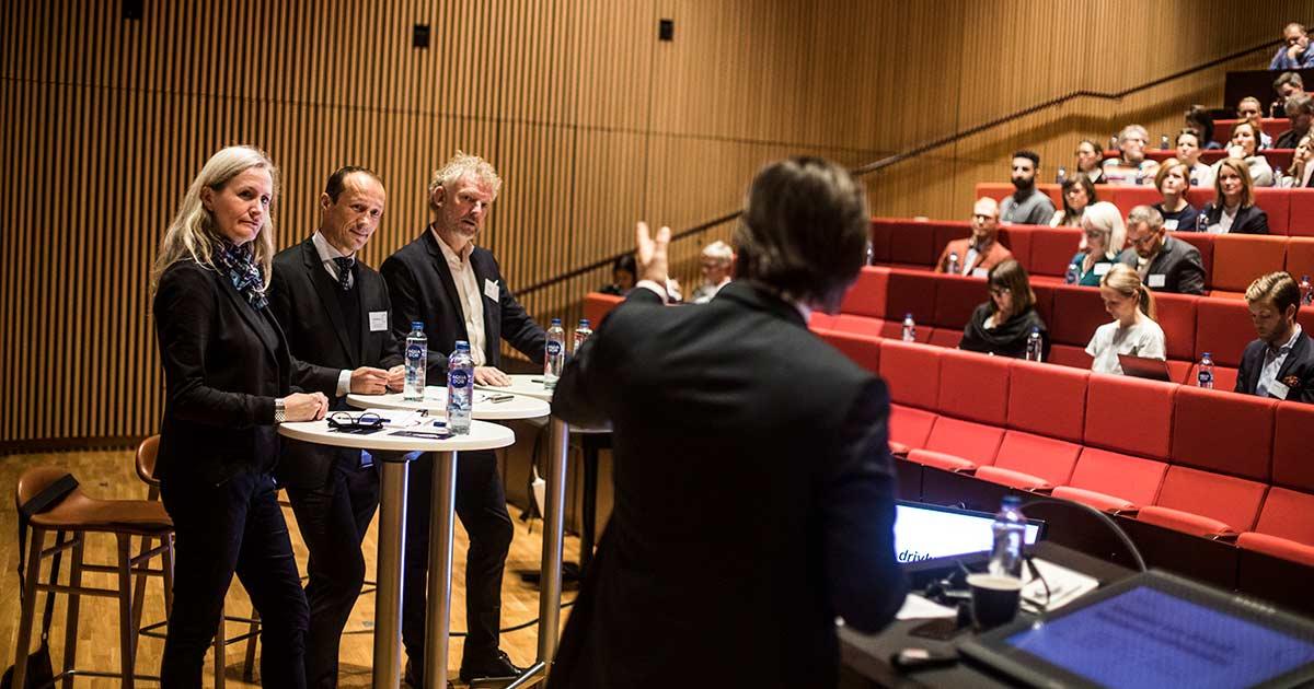 Konference om sundhedsinnovation 2017