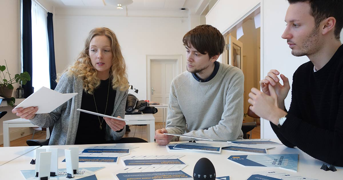 Health Innovators workshop