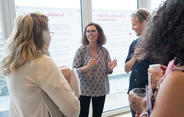 NSU - Netværk For Sundhedsprofessionelle Og Undervisere