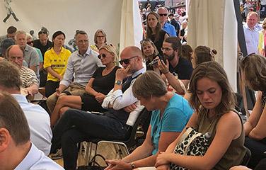 Folkemøde Debat Om Fremtidens Kompetencer