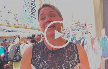 Folkemødet 2018 - Charlotte Hess Interview