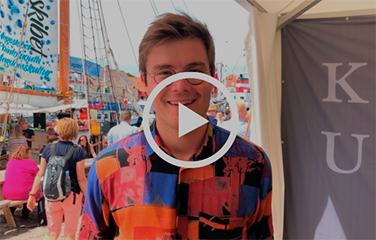 Folkemødet 2018 Interview Med Claas-Frederik Johannsen