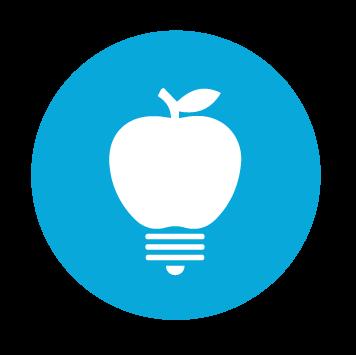 HI-ikon-æble
