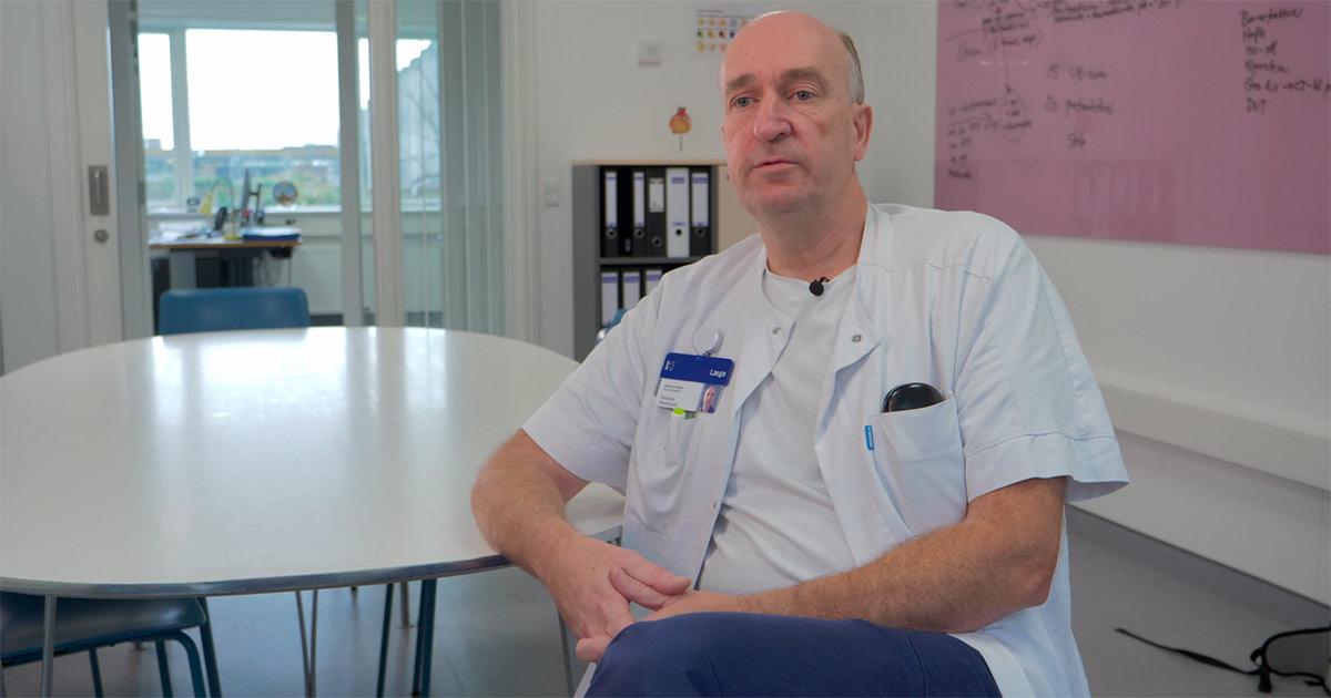 Cobox - læge fortæller om samarbejde med studerende