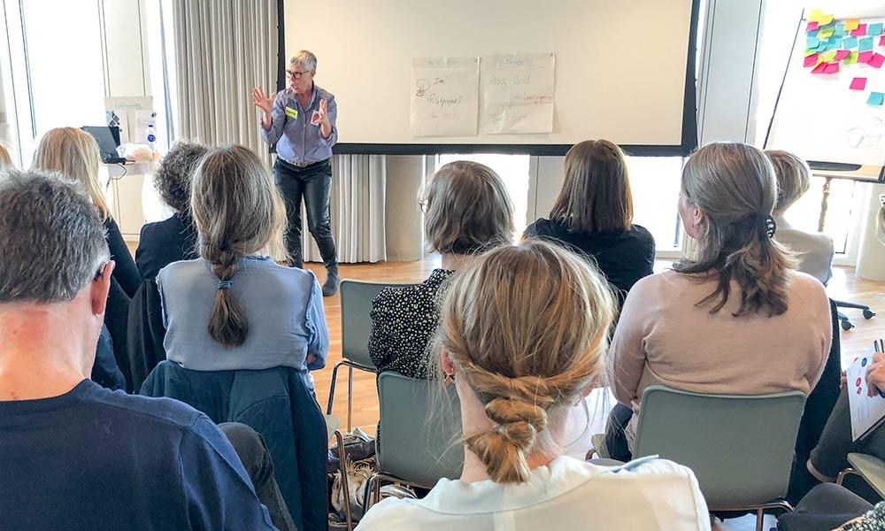 NSU: Dorte Njor Larsen holder oplæg