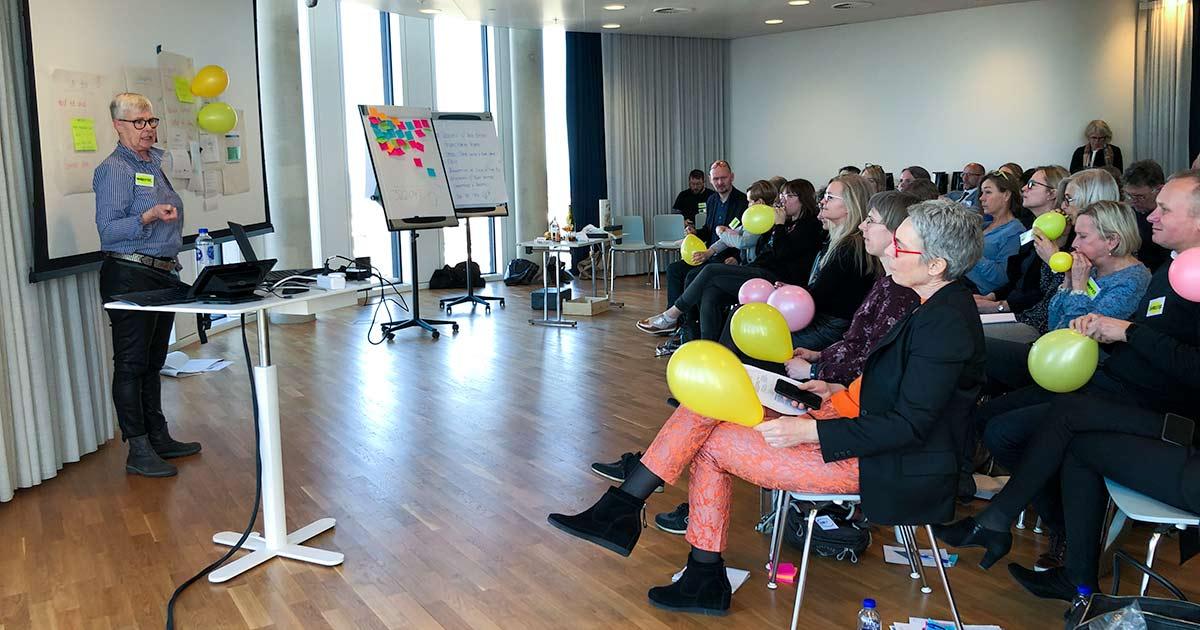NSU: Dorte Njor-Larsen holder oplæg