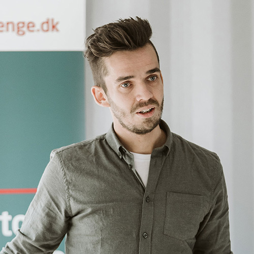Jakob Hildebrandt er innovationskonsulent på DTU