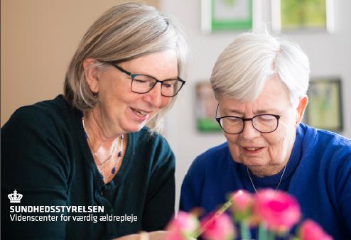 Syv film om værdighed i ældreplejen
