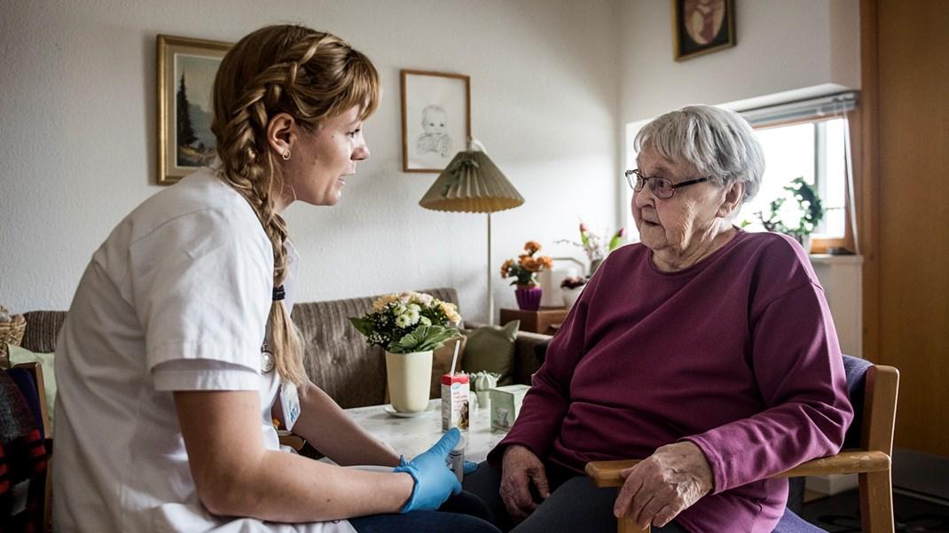 DSR: Sygepleje og kommunerne er blinde pletter i sundhedsforskningen
