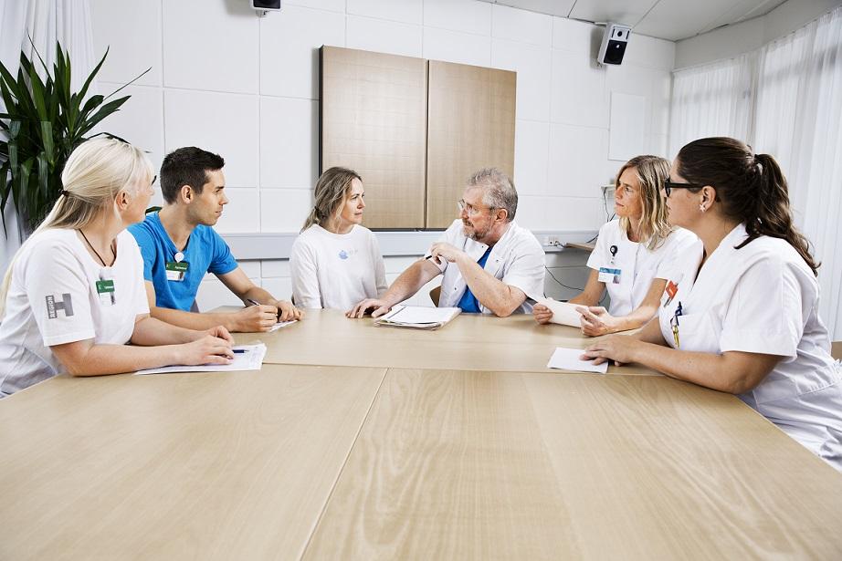 Hvor godt fungerer det interprofessionelle samarbejde?